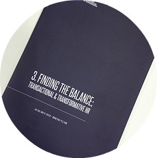 WHITE PAPER: Finding The Balance